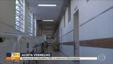 Na oitava vez em Baldim, MG Móvel acompanha luta por pavimentação - Moradores da rua Gumercindo Augusto, no distrito de São Vicente, continuam a sofrer com barro e poeira.