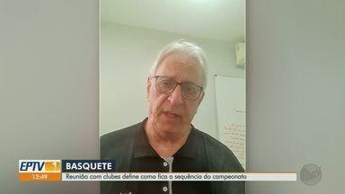 Reunião com clubes decide o futuro do NBB - Lula Ferreira, dirigente do Franca Basquete, fala sobre o assunto.