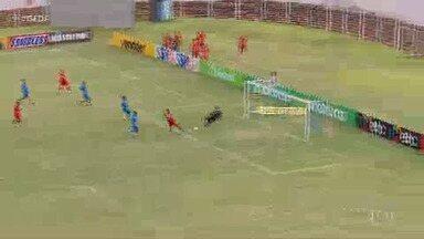 Real perde para o América-RN e deixa Copa do Brasil - Estreante em competições nacionais, time do DF não resiste ao adversário potiguar e acaba eliminado.