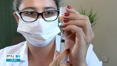 Ciop pretende comprar 1 milhão de doses de vacinas contra a Covid-19 - Imunizantes serão destinados para 21 municípios que compõem o consórcio.