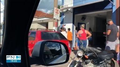 Pirapozinho desrespeita restrições do Plano São Paulo - Prefeitura informou que três estabelecimentos comerciais foram autuados.