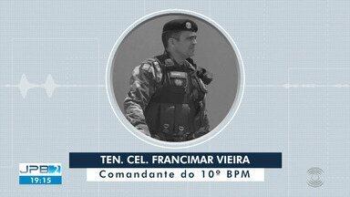 Polícia Militar diz que vai ter toque de recolher em Campina Grande - Comandante diz que policiais vão as ruas mandar as pessoas pra casa após às 22h.
