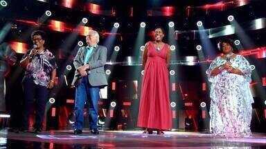 Programa de 14/03/2021 - 'The Voice +': emoção marca o primeiro dia da fase 'Top dos Tops'.