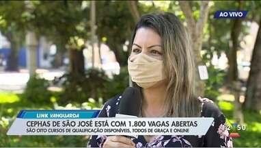 Cephas de São José oferece 1,8 mil vagas em cursos profissionalizantes - Veja como se inscrever.
