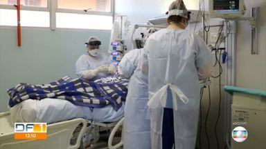 GDF recua nas medias anunciadas pela Secretaria de Saúde para reforço nos hospitais - Ordens estavam em uma circular enviada internamente, mas foram suspensas depois.