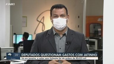Fábio Melo comenta os destaques da Política no Amazonas - Fábio Melo comenta os destaques da Política no Amazonas.