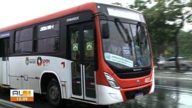 Veja a atual situação da aglomeração nos ônibus em Maceió - AL1 foi conferir se alguma medida foi adotada para evitar aglomeração nos transportes públicos.