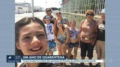 Quarentena completa 1 ano no estado de São Paulo - Perdas foram irreparáveis e muitos sonhos foram perdidos