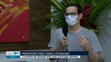 Cursinho Popular Paulo Freire da Univasf está com inscrições abertas - A instituição vai oferecer aulas gratuitas para candidatos que já estão pensando no Enem.