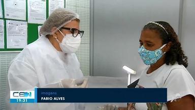 Farmácias estão com novos testes para detectar covid-19 - Confira mais notícias em g1.globo.com/ce