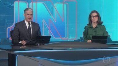 Jornal Nacional, Íntegra 24/03/2021 - As principais notícias do Brasil e do mundo, com apresentação de William Bonner e Renata Vasconcellos.