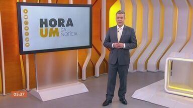 Hora 1 - Edição de 25/03/2021 - Os assuntos mais importantes do Brasil e do mundo, com apresentação de Roberto Kovalick.