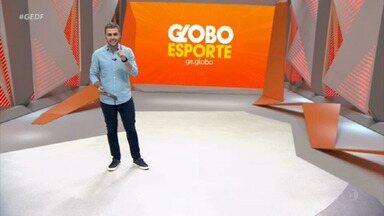 Globo Esporte DF - 25/03/2021 - na íntegra - Globo Esporte DF - 25/03/2021 - na íntegra