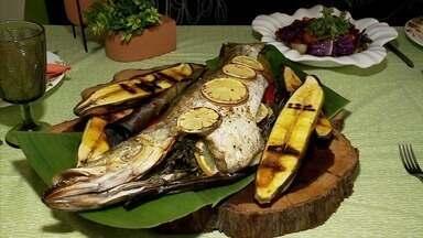 Veja como preparar um peixe especial com legumes - Receita é fácil e prática
