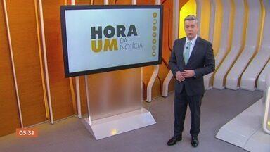 Hora 1- Edição de 29/03/2021 - Os assuntos mais importantes do Brasil e do mundo, com apresentação de Roberto Kovalick.