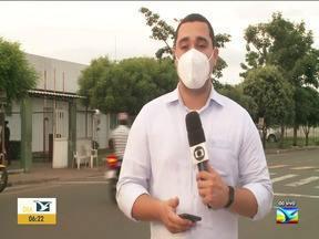 Veja os números da Covid-19 em Imperatriz - Repórter André Sousa apresenta na manhã desta terça-feira (30) os números da doença na cidade.