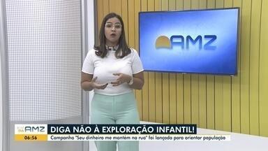 Veja a íntegra do Bom Dia Amazônia desta quinta-feira 01/04/2021 - Acompanhe todas as novidades através do Bom dia Amazônia.