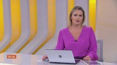 Hora 1 - Edição de 02/04/2021 - Os assuntos mais importantes do Brasil e do mundo, com apresentação de Roberto Kovalick.
