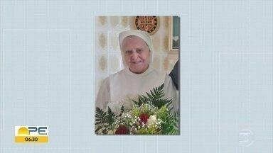 Pernambucana de Bezerros, Irmã Rosa morre no Ceará após dez dias internada com Covid - A religiosa fazia questão de alertas as pessoas sobre o perigo da doença.