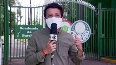 Repórter Andre Hernan fala sobre interesse do Ajax no Rony, do Palmeiras - Repórter Andre Hernan fala sobre interesse do Ajax no Rony, do Palmeiras