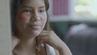 EXCLUSIVO WEB: conheça histórias inspiradoras de dois brasileirinhos na série 'O dia em que me tornei mais forte' - O projeto, do Canal Futura, reúne crianças de 17 países e é apoiado pela Fundação Roberto Marinho. A trilha sonora é de Fernanda Takai.