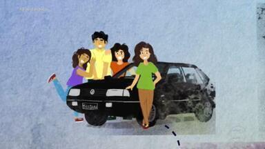 'É Muita Coincidência': carro roubado vai parar estacionado a poucos metros da casa do dono - Além dessa, no vídeo você conhece também mais duas histórias incríveis. E, pode acreditar, o final de todas elas... É Muita Coincidência!