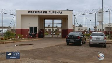 Cerca de 210 detentos de presídio de Alfenas testam positivo para Covid-19 - Cerca de 210 detentos de presídio de Alfenas testam positivo para Covid-19