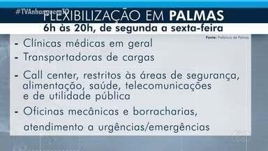 Decreto da Prefeitura de Palmas permite retorno das academias; veja o que volta - Decreto da Prefeitura de Palmas permite retorno das academias; veja o que volta