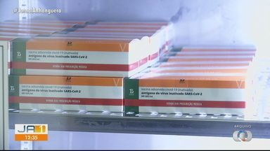 Ministério Público apura falsificação de registros de vacina contra Covid-19 em Ceres - Na lista há parentes de donos de hospitais da cidade.
