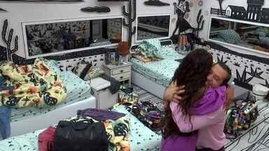 Gilberto diz que acreditava que seria eliminado do BBB21 - Camilla de Lucas aponta: 'Meu coração não falha'