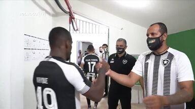 Botafogo começa a temporada de 2021 com muitos empates - Botafogo começa a temporada de 2021 com muitos empates