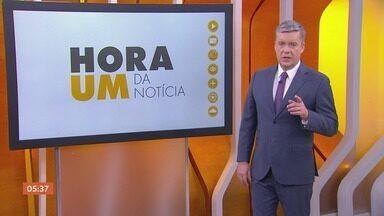 Hora 1 - Edição de 08/04/2021 - Os assuntos mais importantes do Brasil e do mundo, com apresentação de Roberto Kovalick.