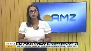 Veja a íntegra do Bom Dia Amazônia desta quinta-feira 08/04/2021 - Acompanhe todas as novidades através do Bom dia Amazônia.