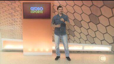 Globo Esporte de quinta-feira - 08/04/2021, na íntegra - Globo Esporte de quinta-feira - 08/04/2021, na íntegra