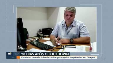 Prefeitura anuncia linha de crédito para ajudar empresários em Campos - Novidade foi anunciada nesta quarta pelo prefeito.