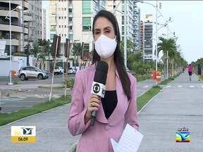Maranhão registra 782 novos casos e 44 óbitos pelo novo coronavírus - Segundo a Secretaria de Estado da Saúde (SES), ao todo, o estado possui 6691 mortes e 252.458 casos da doença.