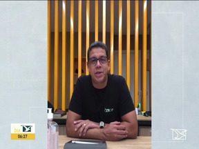 Ex-secretário de Saúde de São Luís fala sobre a operação da Polícia Federal - Lula Fylho falou pela primeira vez, em suas redes sociais, sobre a operação tempo real da polícia federal, em que é um dos investigados.