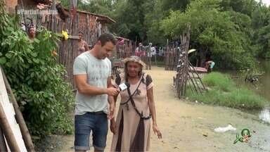 Visita a comunidades indígenas cearenses - Tep Rodrigues relembra momentos com índios do município de Monsenhor Tabosa e com o povo Tapeba.