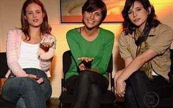 Irmãs de Ciranda de Pedra são revelação em 2008! - O Video Show homenageia Tammy Di Calafiori, Ariela Massotti e Anna Sophia Folch.