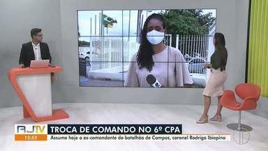 RJ1 Inter TV - Edição desta quarta-feira, 21 de abril de 2021 - Telejornal traz os assuntos que são destaque e mexem com a rotina dos moradores do interior do Rio.