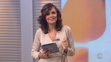 Assista a íntegra do Jornal do Almoço desta quarta-feira (21) - Assista ao vídeo.