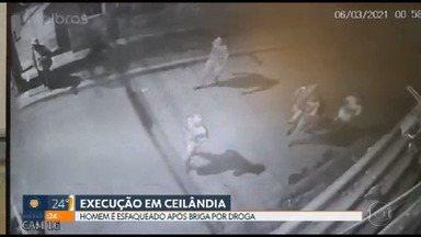 Polícia prende grupo que executou homem em Ceilândia - Caso ocorreu após briga por droga.