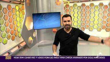 Íntegra - Globo Esporte CE - 27/4/2021 - Íntegra - Globo Esporte CE - 27/4/2021