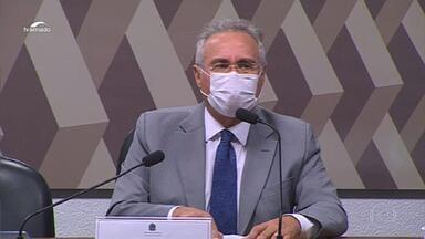 Senado instala CPI da Covid; Renan diz que é preciso punir responsáveis por mortes - O começo dos trabalhos teve manobras que não conseguiram adiar a comissão nem evitar que o senador Renan Calheiros fosse o relator.