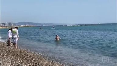 Países europeus se preparam para a retomada do turismo - Grécia, Itália e Espanha aceleram preparativos para retomar a chegada de estrangeiros no verão europeu
