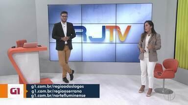 RJ1 Inter TV - Edição desta quinta-feira, 29 de abril de 2021 - Telejornal traz os assuntos que são destaque e mexem com a rotina dos moradores do interior do Rio.