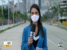 Maranhão chega a 265.565 casos e 7.237 mortes por Covid-19 - Nas últimas 24 horas, foram registrados 38 óbitos e 1.234 novos casos do novo coronavírus.