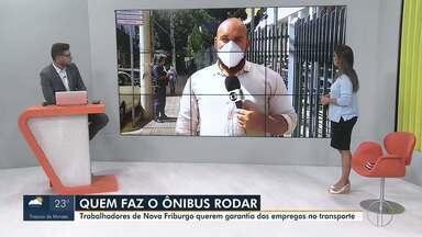 RJ1 Inter TV - Edição desta sexta-feira, 30 de abril de 2021 - Telejornal traz os assuntos que são destaque e mexem com a rotina dos moradores do interior do Rio.