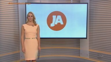 Assista a íntegra do Jornal do Almoço desta segunda-feira (3) - Assista ao vídeo.