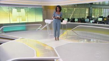 Jornal Hoje - Edição de 03/05/2021 - Os destaques do dia no Brasil e no mundo, com apresentação de Maria Júlia Coutinho.